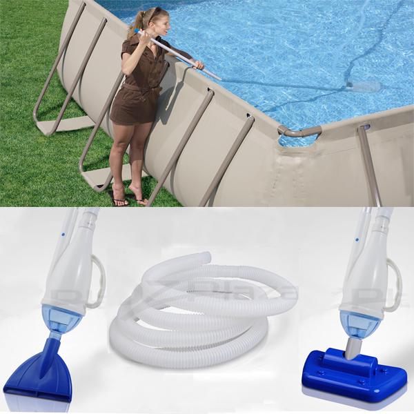 Пылесосы для чистки бассейнов своими руками 711